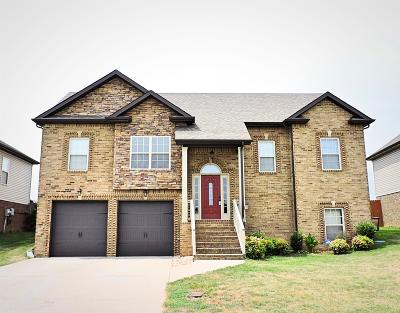 Fields Of Northmeade Single Family Home Under Contract - Showing: 1558 Cobra Ln