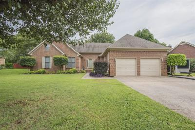 Murfreesboro Single Family Home For Sale: 1432 Kensington Dr