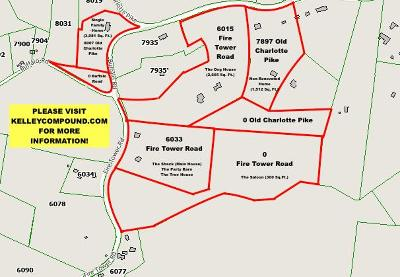 Residential Lots & Land For Sale: 6033 Fire Tower Road