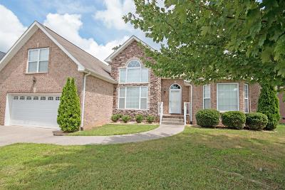 White House Single Family Home Under Contract - Showing: 412 Sheffield Dr