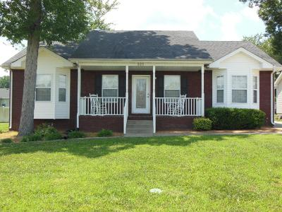 Springfield Single Family Home Under Contract - Showing: 322 Gallop Ln