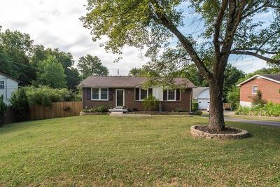Hendersonville Single Family Home Under Contract - Showing: 144 Dennis Rd
