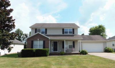 Christian County Single Family Home For Sale: 909 Wing Tip Circle