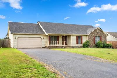 Christian County Single Family Home Under Contract - Showing: 1415 Shallow Lake Circle