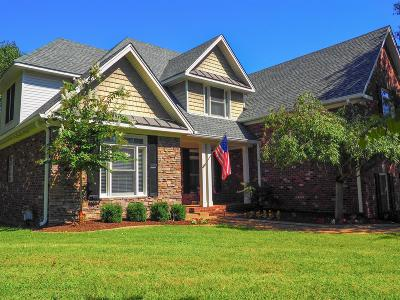 Hermitage Single Family Home For Sale: 5829 Seven Points Trce