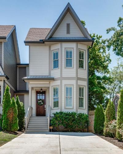 Sylvan Park Single Family Home Under Contract - Showing: 3507 B Wrenwood Dr