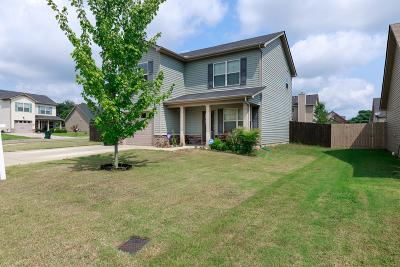 Gallatin Single Family Home Under Contract - Not Showing: 415 Hartford Cir