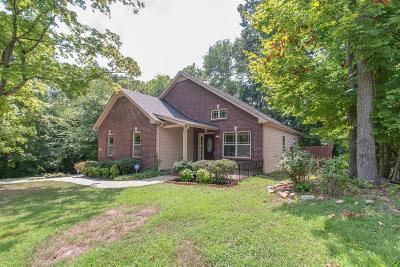 Clarksville Single Family Home For Sale: 1802 Warfield Dr