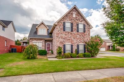Nashville Single Family Home Under Contract - Not Showing: 1013 Riverspring Drive
