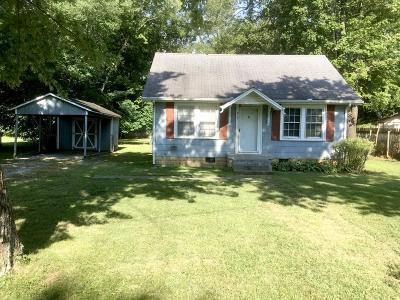 Murfreesboro Single Family Home For Sale: 917 Harrison Ave