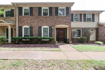 Condo/Townhouse Under Contract - Showing: 8207 Sawyer Brown Rd Apt A4 #A4