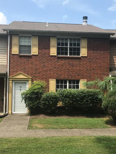 Hendersonville Condo/Townhouse Under Contract - Not Showing: 430 Walton Ferry Rd Apt 1603 #1603