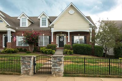Williamson County Condo/Townhouse Under Contract - Showing: 1360 Liberty Pike