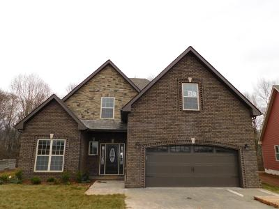 Clarksville Single Family Home Under Contract - Showing: 35 Locust Run