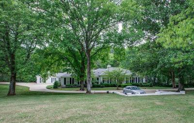 Single Family Home For Sale: 1931 Otter Creek Rd