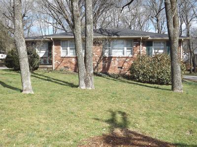 Nashville Multi Family Home For Sale: 4018 Woodmont Blvd