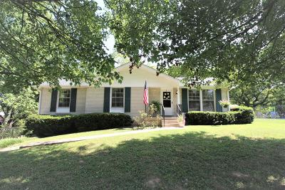 Hendersonville Single Family Home Under Contract - Showing: 317 Southburn Drive