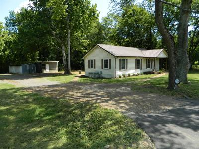 Sumner County Single Family Home Under Contract - Not Showing: 461 25e Highway Old