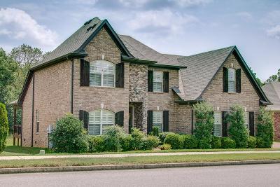 Gallatin Single Family Home For Sale: 1567 Hunt Club Blvd