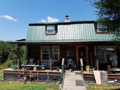 Hohenwald Single Family Home Under Contract - Showing: 202 Cabin Rd