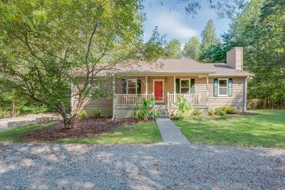 Single Family Home Sold: 1184 Simms Heights Rd