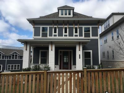 Nashville Single Family Home For Sale: 3406 Love Circle