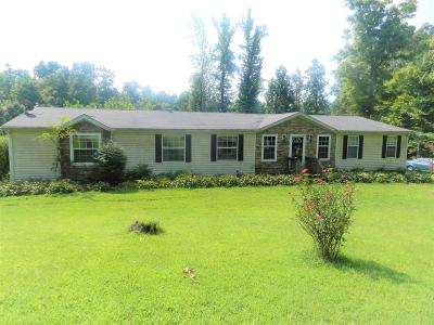 Cheatham County Single Family Home For Sale: 1116 New Hope Church Rd