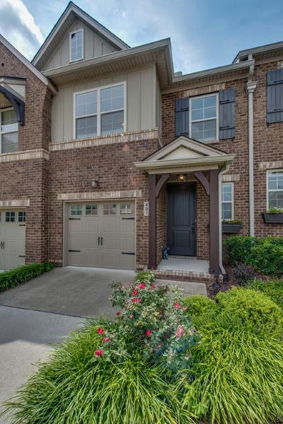 Mount Juliet Condo/Townhouse Under Contract - Showing: 407 Waterbrook Dr