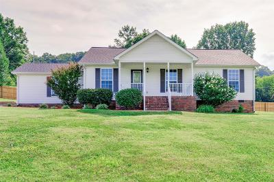 Hampshire Single Family Home Under Contract - Showing: 3856 Taylors Store Rd