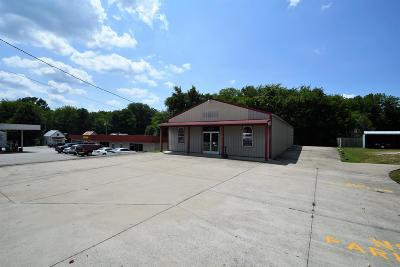 Mount Pleasant TN Commercial For Sale: $199,000