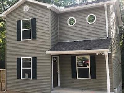 Ashland City TN Single Family Home Under Contract - Showing: $189,900