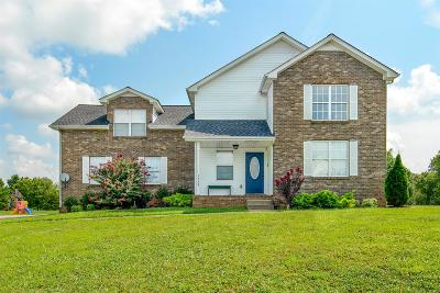Clarksville Single Family Home Under Contract - Showing: 3349 Lahna Ct