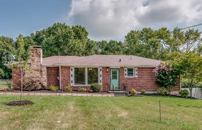 Madison Single Family Home For Sale: 630 E Campbell Rd