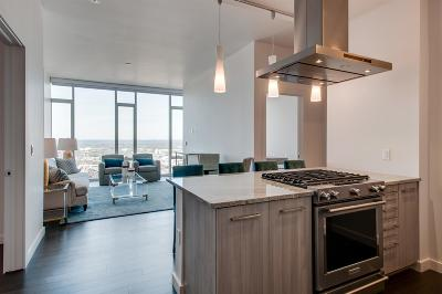 Nashville Condo/Townhouse Under Contract - Showing: 515 Church Street, #4101 #4101