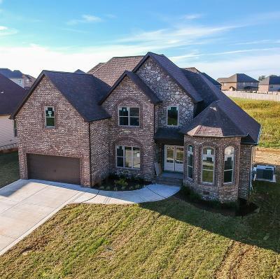 Clarksville Single Family Home For Sale: 329 Farmington