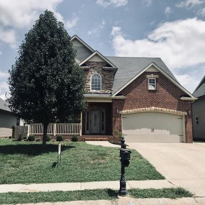 Fields Of Northmeade Single Family Home For Sale: 1200 Chinook Cir