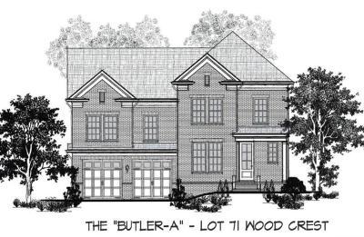 Smyrna Single Family Home For Sale: 4502 Lancaster Rd