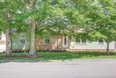 Hendersonville Single Family Home For Sale: 117 Louann Ln