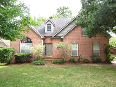 Hendersonville Single Family Home Under Contract - Not Showing: 109 Ridgeview Trce