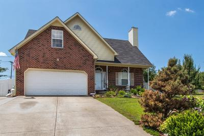 Single Family Home For Sale: 1501 Hilly Ct