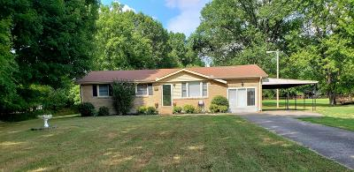 Old Hickory Single Family Home For Sale: 813 Anita Dr