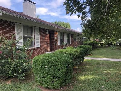 Lawrenceburg Single Family Home For Sale: 235 Parkes Ave