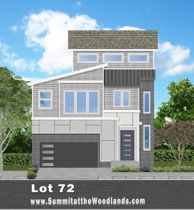 Nashville Single Family Home For Sale: 1740 Boxwood Dr~lot72