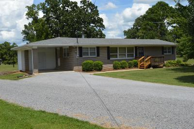 Shelbyville Single Family Home Under Contract - Showing: 150 Whiteside Ln