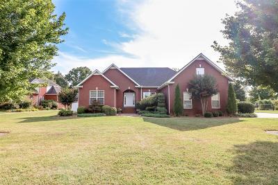 Smyrna Single Family Home For Sale: 2727 Morton Lane