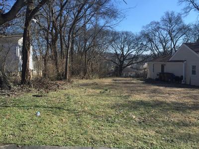 Nashville Residential Lots & Land For Sale: 1012 43rd Ave