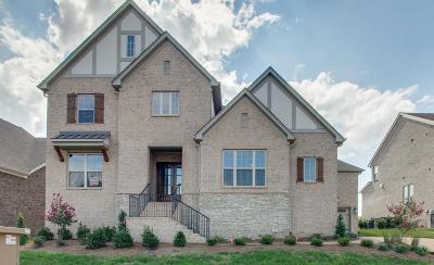 Gallatin Single Family Home For Sale: 953 Vinings Boulevard #1427