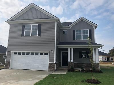 Spring Hill Single Family Home For Sale: 112 East Coker Way Lot 3