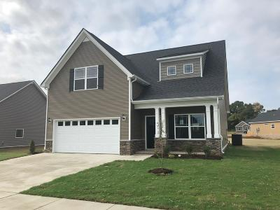 Spring Hill Single Family Home For Sale: 124 East Coker Way Lot 5