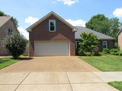 Franklin Single Family Home Under Contract - Showing: 2268 Winder Cir